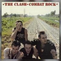 Clash - Combat Rock (LP) (cover)