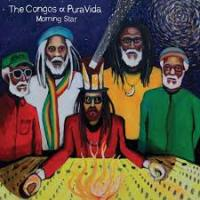 Congos & Pura Vida - Morning Star (Coloured Vinyl) (LP)