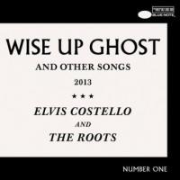 Costello, Elvis & The Roots - Wise Up Ghost (Limited Edition) (LP) (cover)