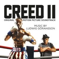 Creed II (OST by Ludwig Goransson) (Blue Vinyl) (LP)