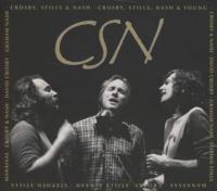 Crosby, Stills & Nash - CSN (BOX) (4CD) (cover)
