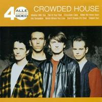 Crowded House - Alle 40 Goed (2CD) (cover)