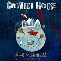 Crowded House - Farewell To The World (2CD) (cover)