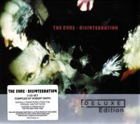 Cure - Disintegration (Deluxe Edition) (cover)