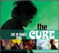 Cure - Live In France 2005 (cover)