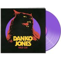 Danko Jones - Wild Cat (Purple Vinyl) (LP)
