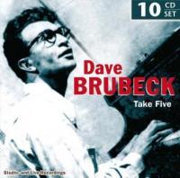 Brubeck, Dave - Take Five (10CD BOX) (cover)