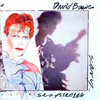Bowie, David - Scary Monsters (cover)