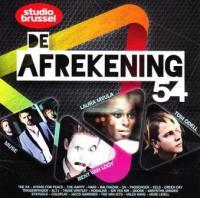 De Afrekening 54 (2CD) (cover)