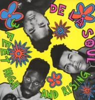 De La Soul - 3 Feet High And Rising (2LP) (cover)