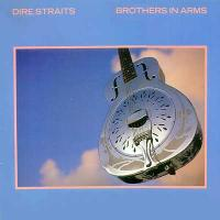 Dire Straits - Brothers In Arms (LP) (cover)