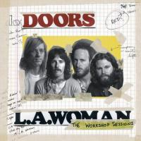Doors - L.a. Woman (Workshop Sessions) (LP) (cover)