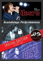 Doors - Live At The Bowl / Europe / Soundstage (3DVD) (cover)
