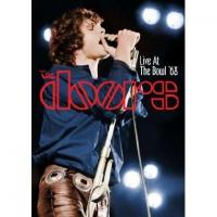Doors - Live At The Bowl '68 (DVD) (cover)
