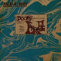 """Doors - London Fog 1966 (10""""+CD) (BOX)"""