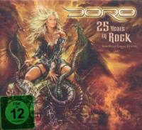 Doro - 25 Years Of Rock (cover)