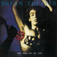 Dream Theater - When Dream and Day Unite (Transparent Red Vinyl) (LP)