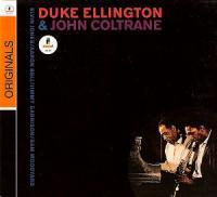 Coltrane, John - Ellington & Coltrane (cover)