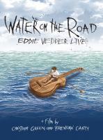 Vedder, Eddie - Water On The Road (DVD) (cover)