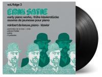 Erik Satie & Reinbert De Leeuw - Early Pianoworks Vol. 3 (LP)