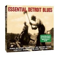 Essential Detroit Blues (2CD) (cover)