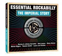 V/a - Essential Rockabilly: The Imperial Story (cover)