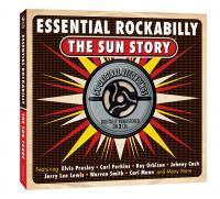 V/a - Essential Rockabilly: The Sun Story (cover)
