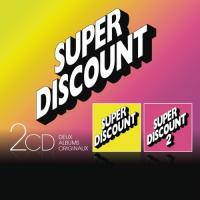 Etienne De Crecy - Super Discount 1 & 2 (2CD)