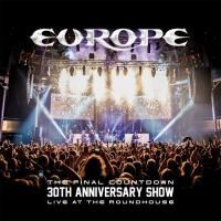 Europe - Final Countdown (30th Anniversary Show Live At the Roundhouse) (2LP+2CD+BluRay)
