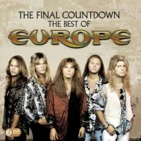 Europe - Final Countdown The Best Of (2CD) (cover)