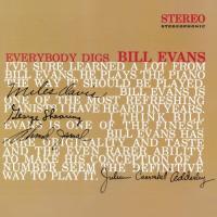 Evans, Bill - Everybody Digs Bill Evans (Red Vinyl) (LP)