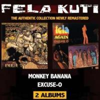 Fela Kuti - Monkey Banana + Excuse-O (2CD) (cover)