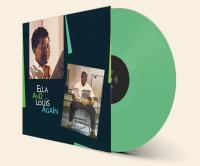 Fitzgerald, Ella & Louis Armstrong - Ella and Louis Again (Limited) (Solid Green Vinyl) (LP)