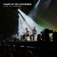 Flight Of The Conchords - Live In London (Loser Edition) (3LP)