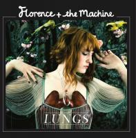 Florence & The Machine - Lungs (10Th Anniversary) (Red Vinyl) (LP)