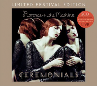Florence & The Machine - Ceremonials (Festival Edition) (cover)