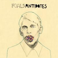 Foals - Antidotes (LP) (cover)