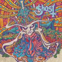Ghost - Kiss The Go-Goat / Mary On A Cross (7INCH)