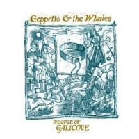 Geppetto & The Whales - People Of Galicove (LP) (cover)