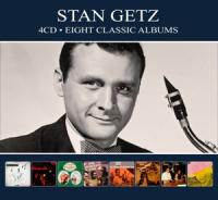 Getz, Stan - 8 Classic Albums (4CD)