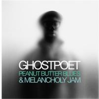 Ghostpoet - Peanut Butter Blues And Melancholy Jam (LP) (cover)