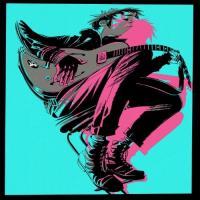 Gorillaz - Now Now (Blue Vinyl) (LP+Book)