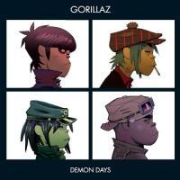 Gorillaz - Demon Days (cover)