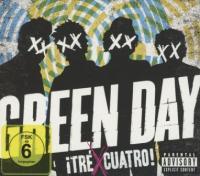 Green Day - Tre & Cuatro (CD+DVD) (cover)