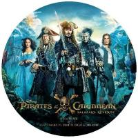 "Hans Zimmer - He's a Pirate (Dimitri Vegas & Like Mike Remix) (Picture Disc) (12"")"