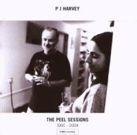 Harvey, P.J. - Peel Sessions 1991-2004 (cover)