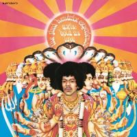 Hendrix, Jimi -experience - Axis Bold As Love (LP)