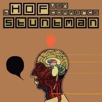 't Hof Van Commerce - Stuntman (LP) (cover)