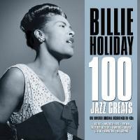 Holiday, Billie - 100 Jazz Greats (4CD)