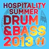 Hospitality Summer Drum & Bass 2013 (cover)